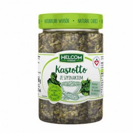 Millet Risotto With Spinach 290g Helcom