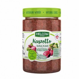 Buckwheat Risotto With Beetroot 290g Helcom