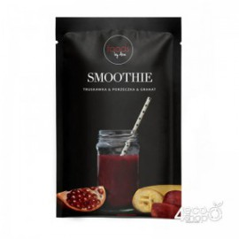 SMOOTHIE POWDER  STRAWBERRY & BLACKCURRANT & POMEGRANATE 25 FOODS BY ANN
