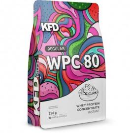 Whey Regular WPC 80 Mascarpone 750g KFD