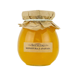 Pineapple Jam 300g Spichlerz