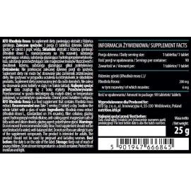 Rhodiola Rosea 90 Tablets KFD