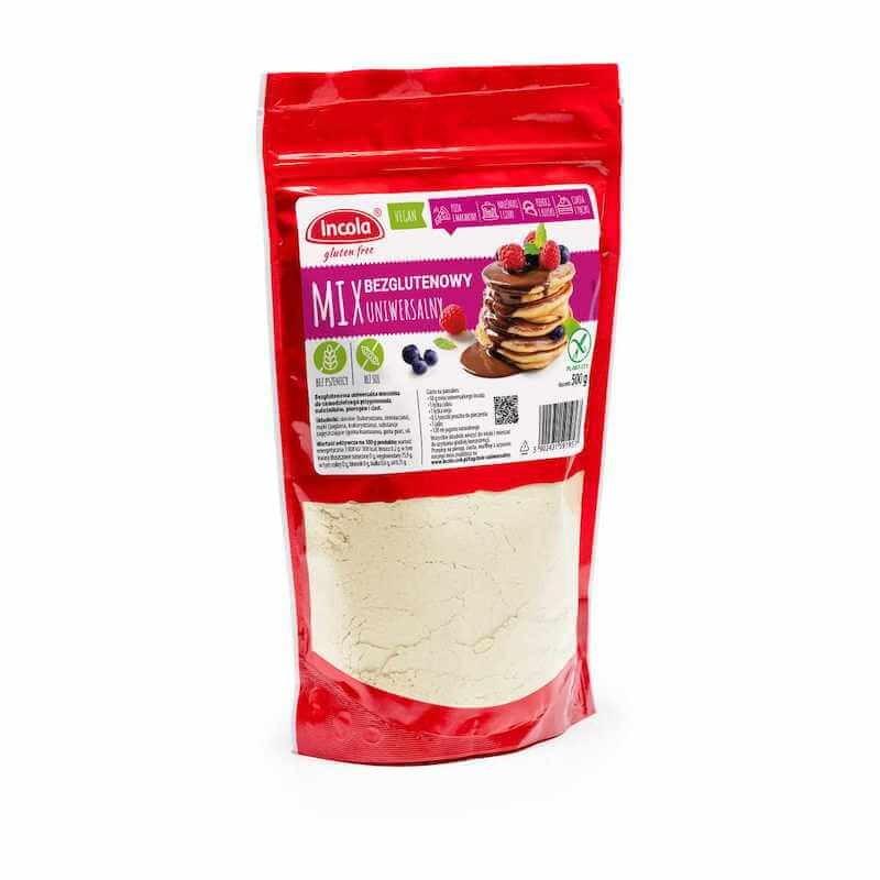 Universal Gluten-Free Mix 500g Incola