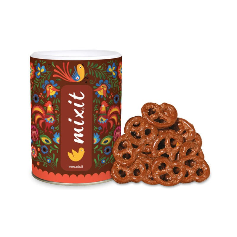 Pretzels Milky Chocolate 250g Mixit