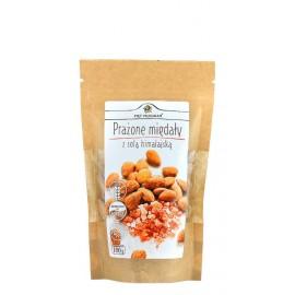 Roasted Almonds With Himalayan Salt 100g Pięć Przemian