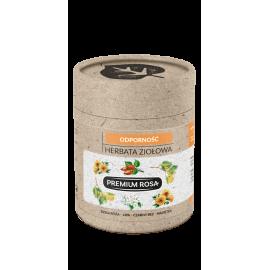 Herbal Tea Resistance 40g Premium Rosa