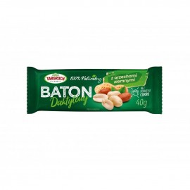 Dates Bar With Peanuts 40g Targroch