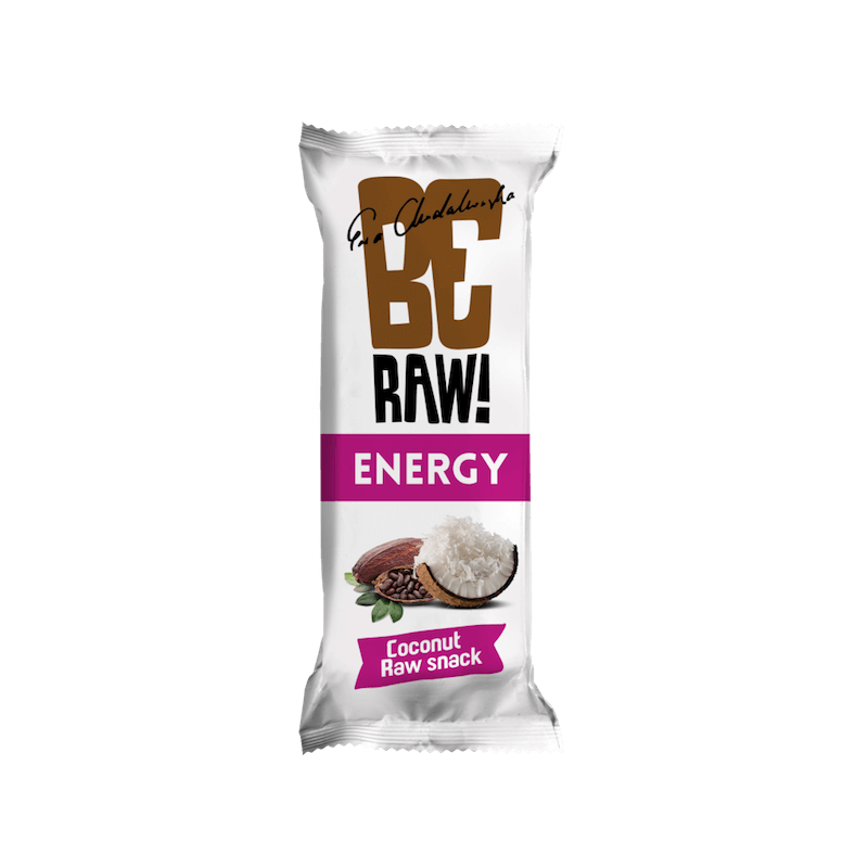 energy bar be raw 40g