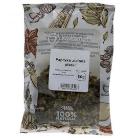 green pepper flakes 50g KruKam