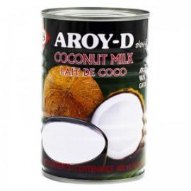 COCONUT MILK COMPACTED 400ML AROY-D