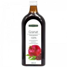 EXTRACT POMEGRANATE 100% 500ML PREMIUM ROSA